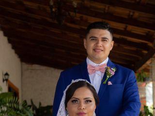 La boda de Julieta y Néstor Adán 1