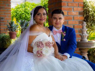 La boda de Julieta y Néstor Adán 2
