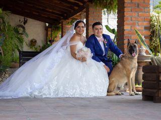 La boda de Julieta y Néstor Adán 3