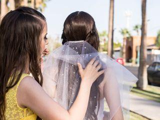 La boda de Karolina  y Octavio  1