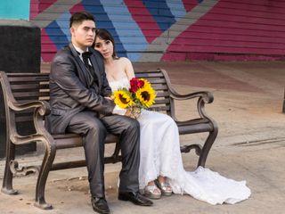 La boda de Karolina  y Octavio