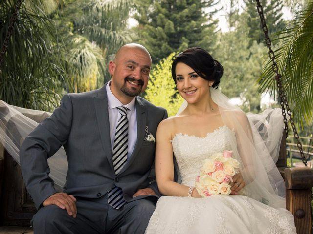 La boda de Olga y Aurelio