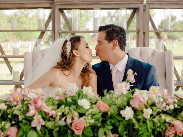 La boda de Margarita y Felipe