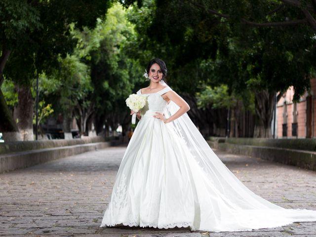 La boda de Raúl y Ana en Morelia, Michoacán 2