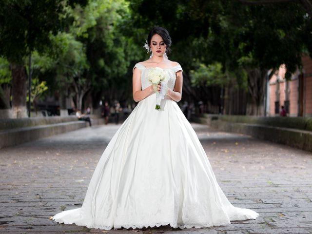 La boda de Raúl y Ana en Morelia, Michoacán 6