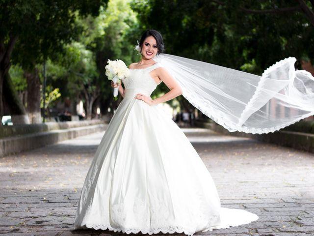 La boda de Raúl y Ana en Morelia, Michoacán 7