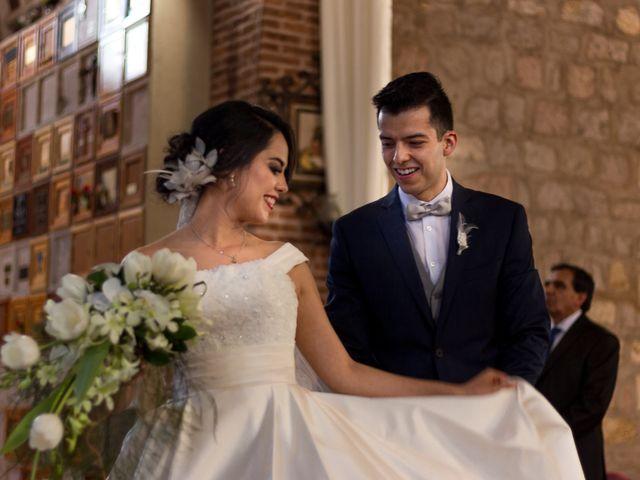La boda de Raúl y Ana en Morelia, Michoacán 10