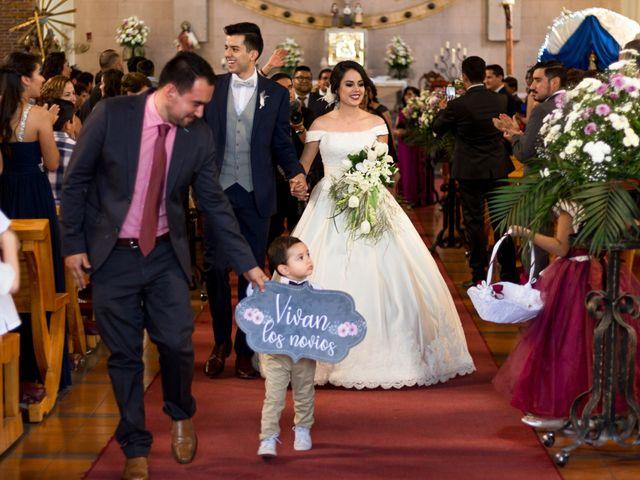 La boda de Raúl y Ana en Morelia, Michoacán 14