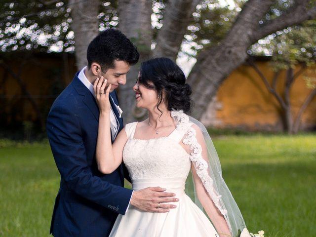La boda de Raúl y Ana en Morelia, Michoacán 16