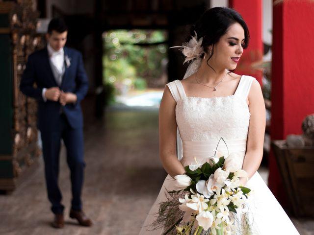 La boda de Raúl y Ana en Morelia, Michoacán 1