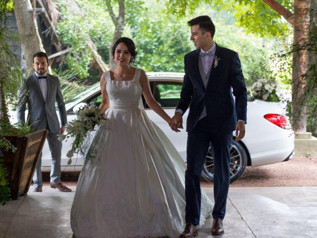 La boda de Raúl y Ana en Morelia, Michoacán 22