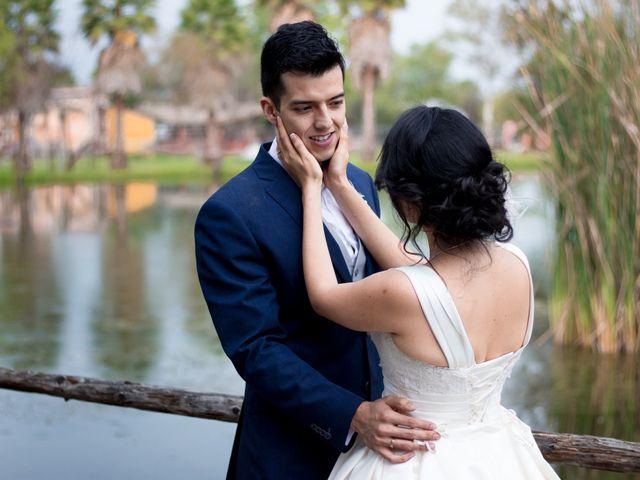 La boda de Raúl y Ana en Morelia, Michoacán 24