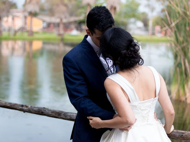 La boda de Raúl y Ana en Morelia, Michoacán 27