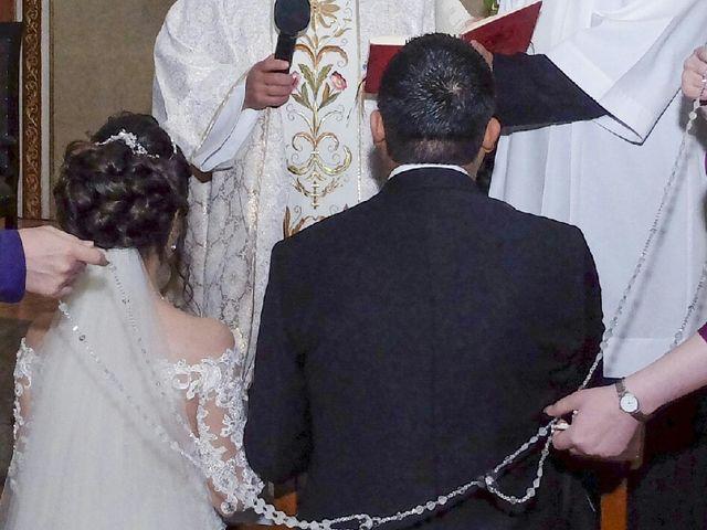 La boda de Itzel y Juan