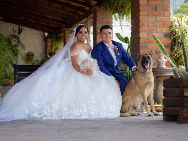 La boda de Julieta y Néstor Adán