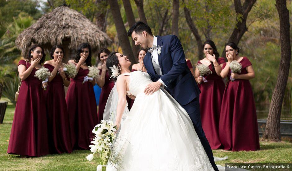 La boda de Raúl y Ana en Morelia, Michoacán