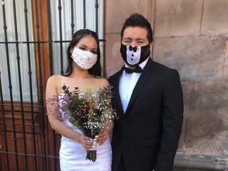 La boda de Lizet y Luis 1