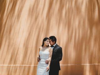 La boda de Lizet y Luis