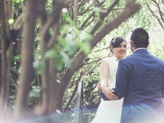 La boda de Sarah y Havid