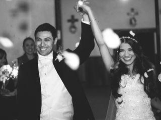 La boda de Vanessa  y Mauricio