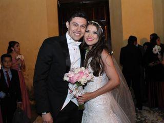 La boda de Vanessa  y Mauricio 2