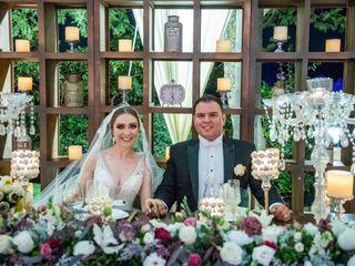 La boda de Angelica y Fernando