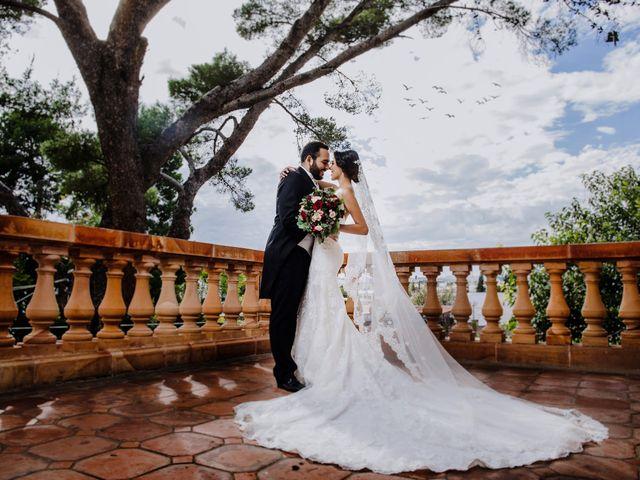 La boda de Louisette y Carlos