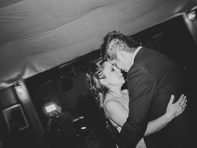 La boda de Cecilia y Martín