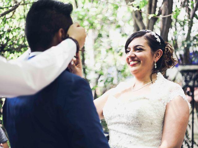 La boda de Havid y Sarah en Naucalpan, Estado México 23