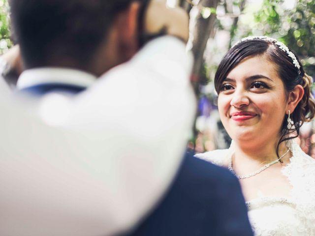 La boda de Havid y Sarah en Naucalpan, Estado México 24