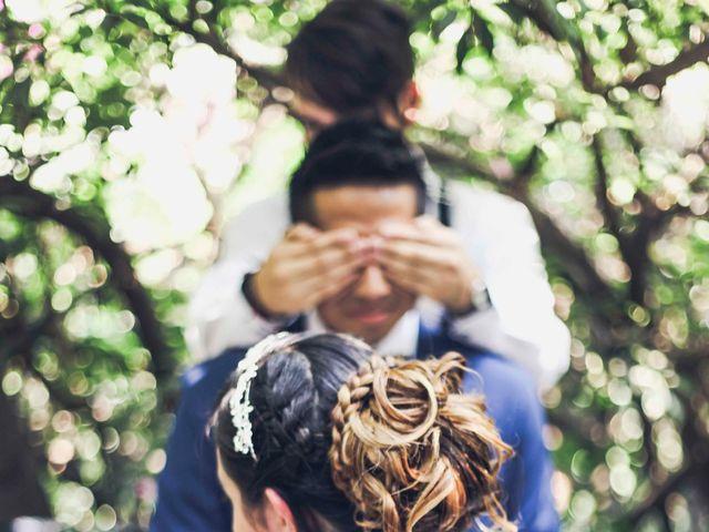 La boda de Havid y Sarah en Naucalpan, Estado México 26
