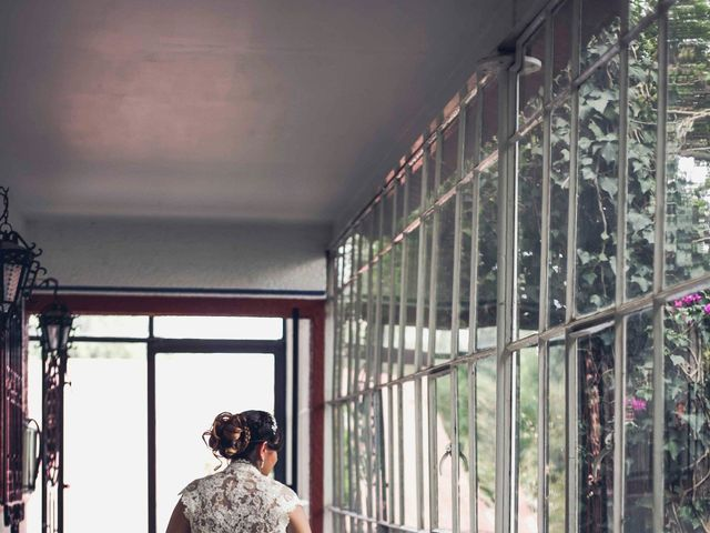 La boda de Havid y Sarah en Naucalpan, Estado México 28