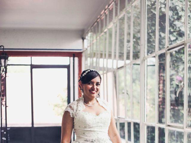 La boda de Havid y Sarah en Naucalpan, Estado México 29