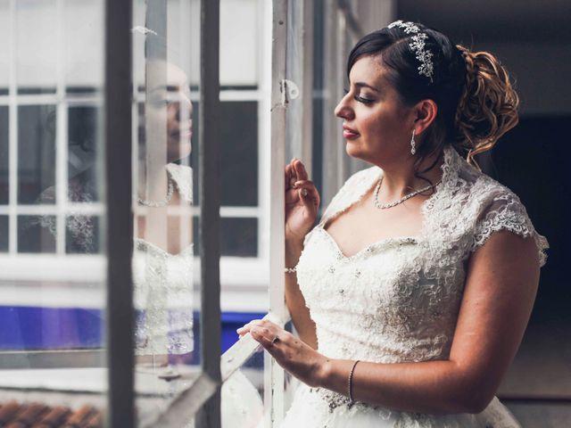 La boda de Havid y Sarah en Naucalpan, Estado México 30