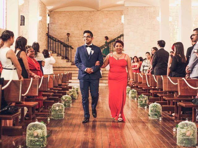 La boda de Havid y Sarah en Naucalpan, Estado México 31