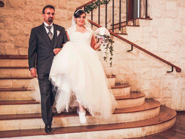 La boda de Havid y Sarah en Naucalpan, Estado México 33
