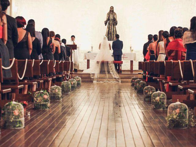 La boda de Havid y Sarah en Naucalpan, Estado México 36