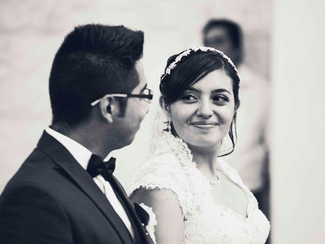 La boda de Havid y Sarah en Naucalpan, Estado México 38