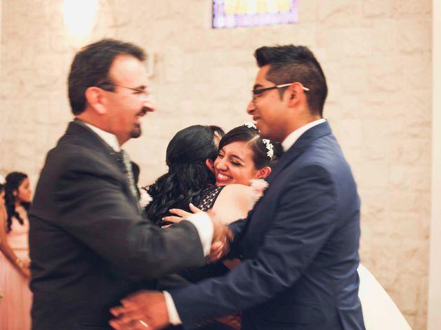 La boda de Havid y Sarah en Naucalpan, Estado México 43