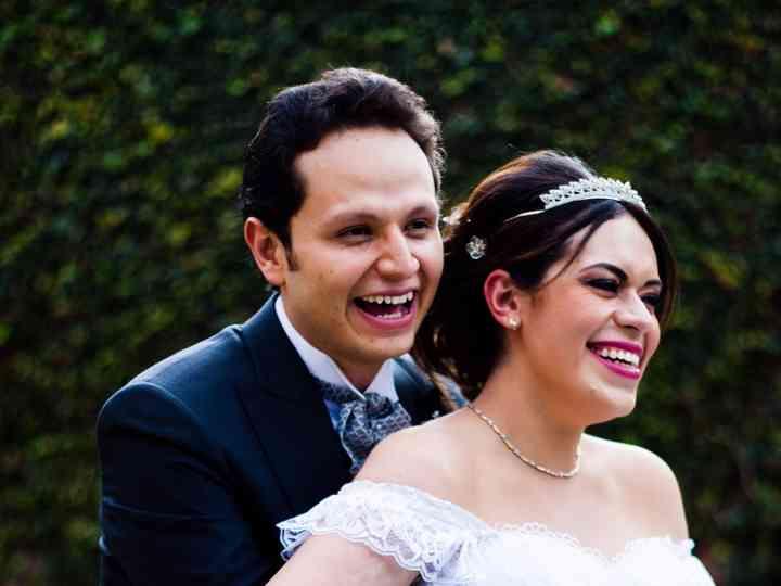 La boda de Carolina y Rafael