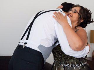 La boda de Carolina y Rafael 2