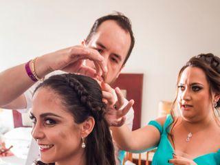La boda de Gabriela y Salvador 1