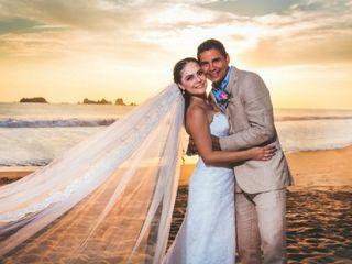 La boda de Gabriela y Salvador