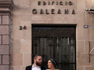 La boda de Mariana y Claudio 3