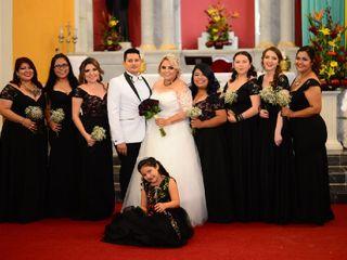La boda de Lupita  y Ricardo  3