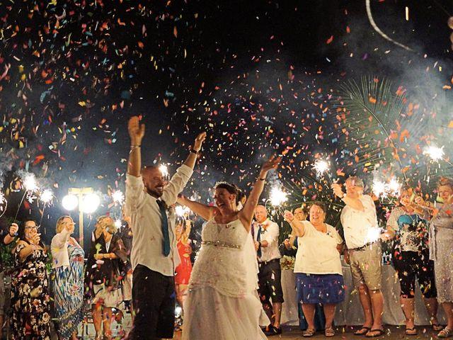 La boda de Jorge y Chelsi en Nuevo Vallarta, Nayarit 1