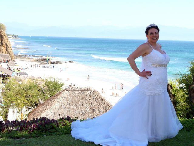 La boda de Jorge y Chelsi en Nuevo Vallarta, Nayarit 2