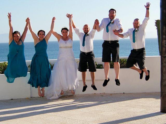 La boda de Jorge y Chelsi en Nuevo Vallarta, Nayarit 4