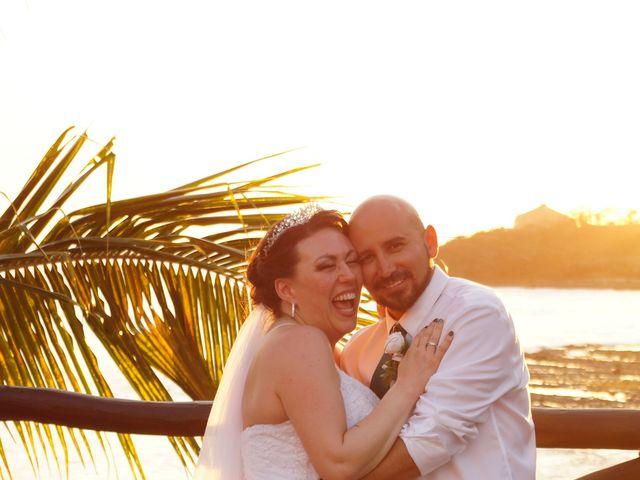 La boda de Jorge y Chelsi en Nuevo Vallarta, Nayarit 7