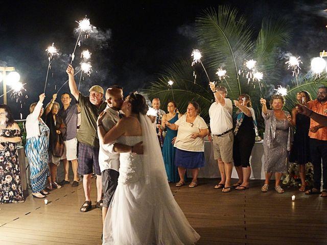 La boda de Jorge y Chelsi en Nuevo Vallarta, Nayarit 9